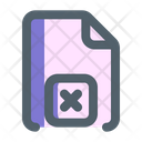Document Format Unknown Icon
