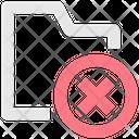 Cancel Folder Delete Folder Cancel Document Icon