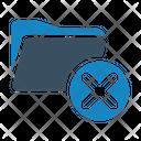 Cancel Folder Icon