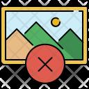 Cancel image Icon