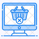 Cancel Order Order Delete Ecommerce Icon