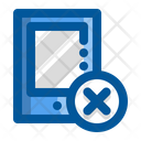 Phone Delete Delete Phone Call Icon