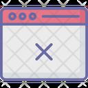 Cancel screen Icon