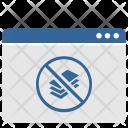 Cancel transaction Icon