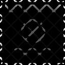 Cancel webpage Icon