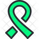 Cancer Aids Ribbon Icon