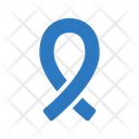 Cancer Ribbon Aids Icon
