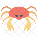 Cancer Zodiac Crab Icon
