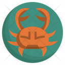Cancer Zodiac Horoscope Icon