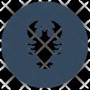 Cancer Sign Zodiac Icon