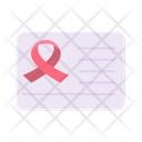 Cancer Donation Donation Fund Icon