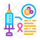 Medical Injection Cancer Icon