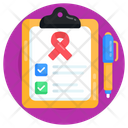 Medical Record Patient Report Medical Report Icon
