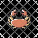 Cancer Zodiac Sign Sign Crab Icon