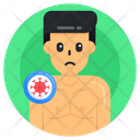Skin Cancer Cancer Patient Cancerous Person Icon