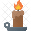 Candel Light Flame Icon