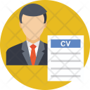 Applicant Candidate Hiring Icon
