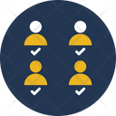 Candidate Competitor Contest Icon