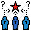 Candidate Contest Competitor Icon