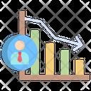 Artboard Candidate Status Graph Icon