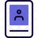 Candidate Id Icon