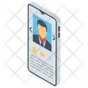 Candidate Ranking Performance Ranking Icon