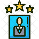 Candidate rating Icon