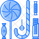 Candies Candy Lollipop Icon