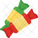 Candy Toffee Snack Icon