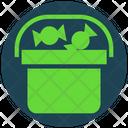 Candies Jar Icon