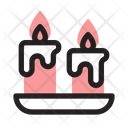 New Year Eve Party Holiday Icon
