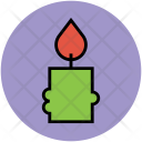 Candle Soft Light Icon
