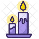 Candle Candles Couple Icon