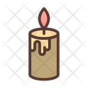 Candle Candle Spa Candle Aromatherapy Icon
