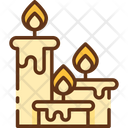 Candle Aroma Therapy Aromatherapy Icon