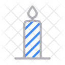 Candle Memorial Flame Icon