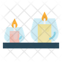 Candle Miscellaneous Candles Icon
