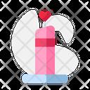 Valentine Heart Love Icon