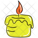 Candle Light Stand Candle Light Icon