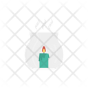 Candle Hot Spa Icon