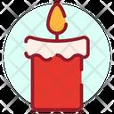 Candle Candle Light Burning Candle Icon