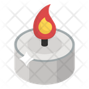Candle Candle Light Burning Candle Icon