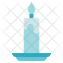 Funeral Candle Light Icon