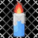 Candle Candlelight Burning Candle Icon