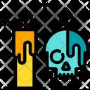 Candle Bone Devil Icon