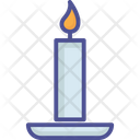 Candle Advent Candle Candle Burning Icon