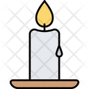 Candle Candle Light Flame Icon