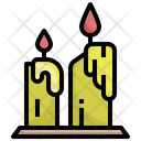 Candle Candles Ornamental Icon