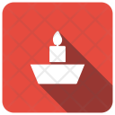 Candle Torch Light Icon