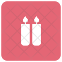 Candle Light Torch Icon